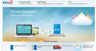 IDrive Express