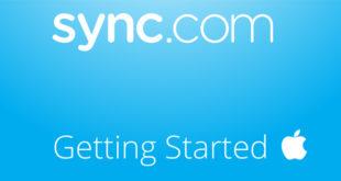 Sync.com simplicité utilisation