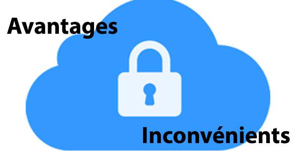 stockage en ligne   quels sont les avantages et inconv u00e9nients