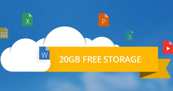 pCloud gratuit