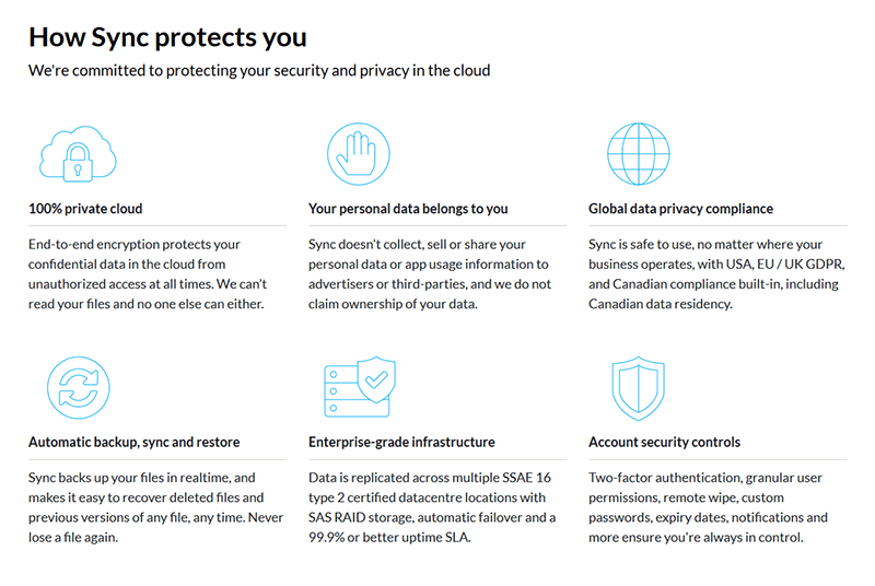 Protection Sync